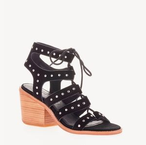 Sol Sana Rudey lace up heels